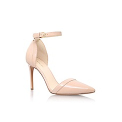 Nine West - Natural 'timeshare' high heel sandal