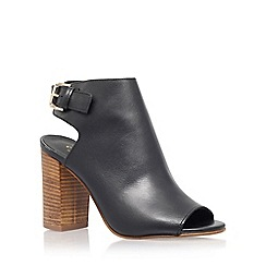 Carvela - Black 'Assent' high heel shoe boot