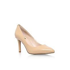 Carvela - Brown 'Aubrey' high heel court shoe