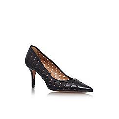 Nine West - Black 'Kaydence' mid heel court