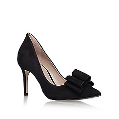 KG Kurt Geiger - Black 'belle' high heel court shoes