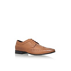 KG Kurt Geiger - Brown 'Eccleshall' lace up shoes