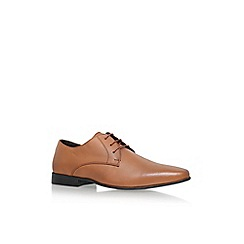 KG Kurt Geiger - Tan 'edmonton' lace up shoe