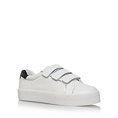 Carvela - White 'Lily' flat sneakers
