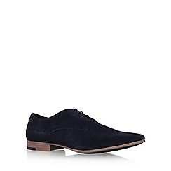 KG Kurt Geiger - Blue 'Dorchester' lace up smart shoes