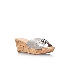 Carvela - Metal 'Susan' high heel sandal