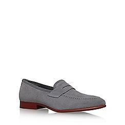 KG Kurt Geiger - Grey 'Darley' flat loafers