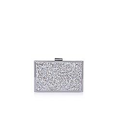 Miss KG - Natural 'Toni' clutch bag