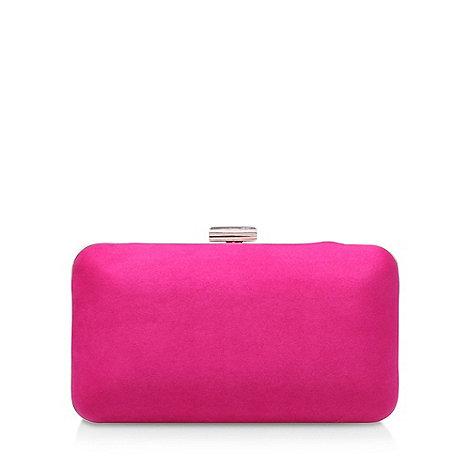 Carvela - Pink +Dori+ clutch bag