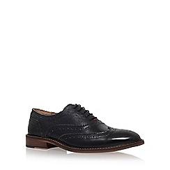KG Kurt Geiger - Black 'niles' lace up shoe