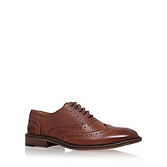 KG Kurt Geiger - Brown 'niles' lace up shoe