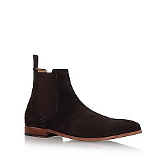 KG Kurt Geiger - Brown 'Dizzy' chelsea boot