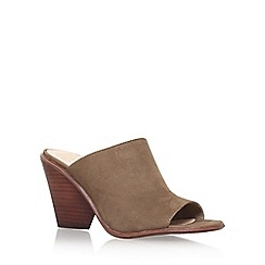 Vince Camuto - Brown 'dormina' high heel sandal