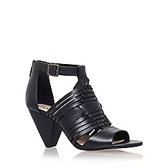 Vince Camuto - Black 'Eames' high heeled strappy sandal