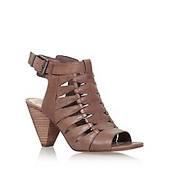 Vince Camuto - Brown 'Elika' high heel sandal