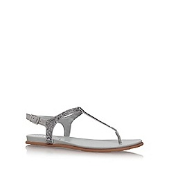 Vince Camuto - Grey 'emmil' flat sandals