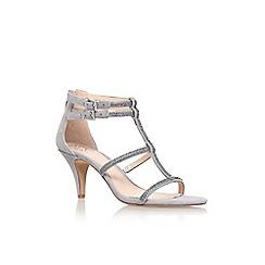 Vince Camuto - Grey 'malla' high heel sandal