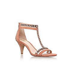 Vince Camuto - Natural 'maram' high heel sandal