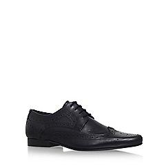 KG Kurt Geiger - Black 'Bassie' lace up shoes
