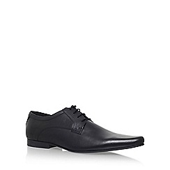 KG Kurt Geiger - Black 'banstead' lace up formal shoe