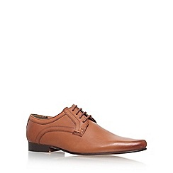 KG Kurt Geiger - Tan 'banstead' lace up shoe