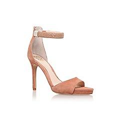 Vince Camuto - Natural 'Rilo' high heel sandals