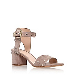 Vince Camuto - Brown 'Betilla' low heel sandal