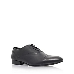KG Kurt Geiger - Black 'Anthony' flat lace up shoes