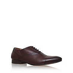 KG Kurt Geiger - Brown 'Anthony' lace up shoes