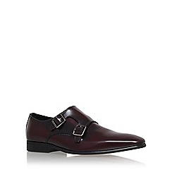 KG Kurt Geiger - Red 'Root' lace up formal shoe