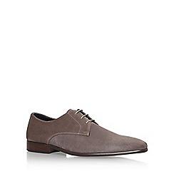 KG Kurt Geiger - Grey 'Jenkins' lace up formal shoe