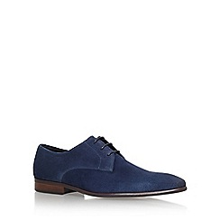 KG Kurt Geiger - Blue 'Jenkins' lace up formal shoe