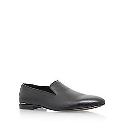 KG Kurt Geiger - Black 'Stanford' slip on shoes