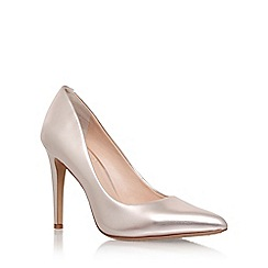 Vince Camuto - Gold 'Kain' high heel court shoe