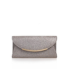 Carvela - Metal 'Delilah' Envelope Clutch Bag