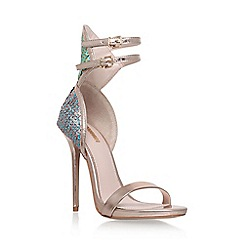 Carvela - Metal 'Guide' high heel sandals