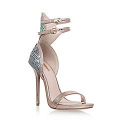 Carvela - Metal 'Guide' high heel sandals