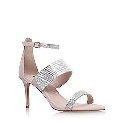 Carvela - Natural 'Gas' high heel sandal