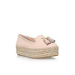 Carvela - Pink 'Liberty' flat loafer