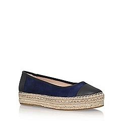 Carvela - Blue 'Lionel' flat sandals
