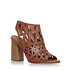 Carvela - Brown 'Kupid' high heel sandals