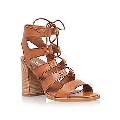 Carvela - Brown 'Kandice' high heel sandal