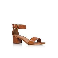 Carvela - Brown 'Shadow' high heel sandals