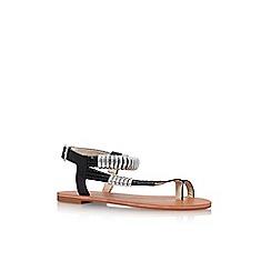 Carvela - Black 'Klipper' flat sandals