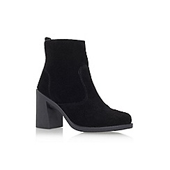 Miss KG - Black 'Strut' high heel ankle boot