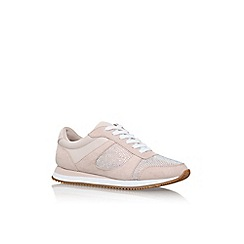 Carvela - Natural 'Mega' lace up sneaker