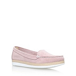 Carvela Comfort - Natural 'Clarice' flat loafers