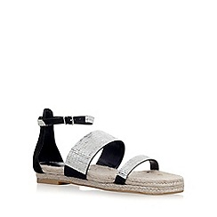 Carvela - Black 'Kacie' flat sandals
