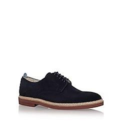 KG Kurt Geiger - Navy 'hammond' lace up shoe