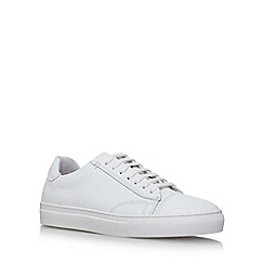 KG Kurt Geiger - White 'murray' lace up sneaker